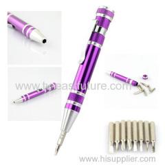 8 in 1 precision screwdriver set