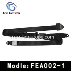 automatical locking safety belt