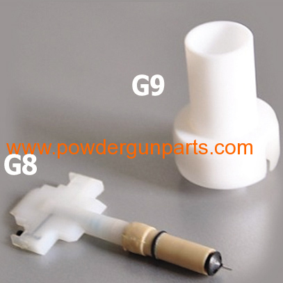 PG1 gema powder coating gun