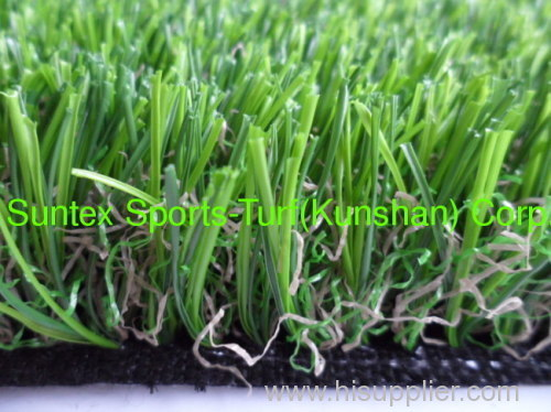 U shape landscape artificial grass