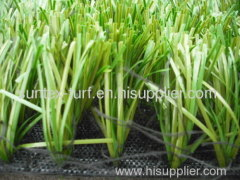 China Manufacturer environmental friendly artificial soccer grass turf