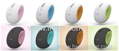promotional optical wired 3key big egg mice