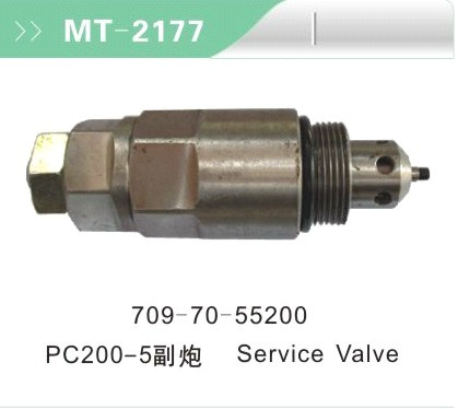 PC200-5 SERVICE VALVE FOR EXCAVATOR