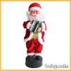 play accordion Santa Claus