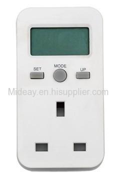 Energy meter UK standard