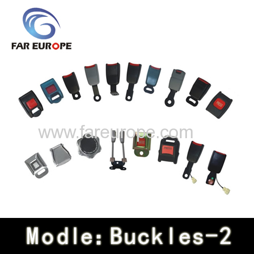buckle of car seat belt from China manufacturer - FAR EUROPE
