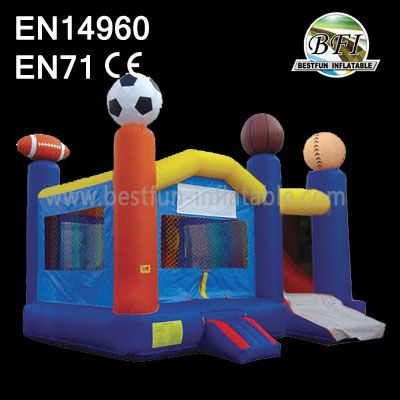 Sports Outdoor Inflatable Combo For Sale