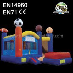 Balls Inflatable Combo Units