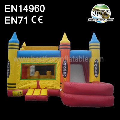 Popular Bouncing Castles Combo InflatableFor Kids