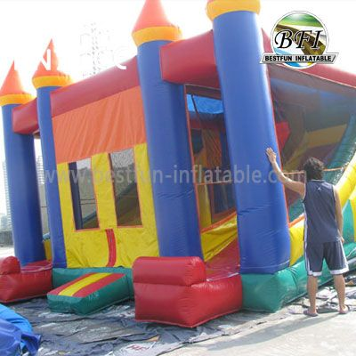 Hot Inflatable Paradise Combo For Rentals