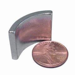 N50 Neodymium Arc Magnets