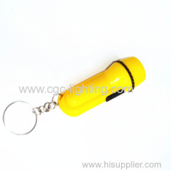 Creative keychain flash-light with strong power