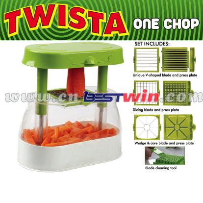 twista one chop as seen on tv manufacturer supplier. Black Bedroom Furniture Sets. Home Design Ideas