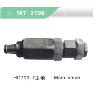 HD700-7 MAIN VALVE FOR EXCAVATOR