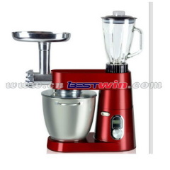 Multifunctin Die Cast Stand Mixer /Multifunctin Food Processor