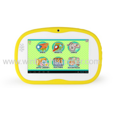kids tablet pc 7inch dual core cpu 800x480 1024x600 tablet pc