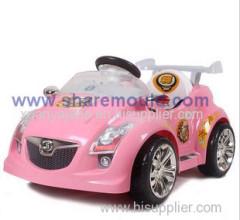 plastic injection children's car mould