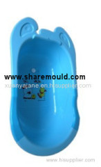 plastic injection baby bath mould