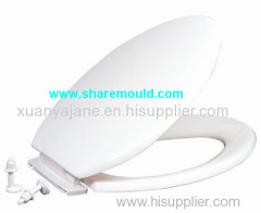 plastic injection toilet cover mould