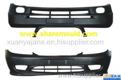 plastic car bumper mould