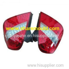 plastic injection auto lamp mould