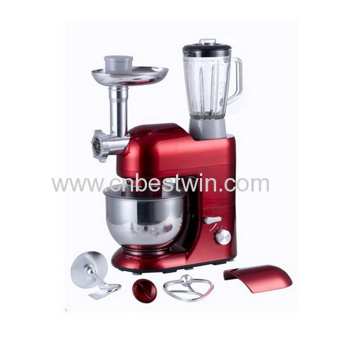 Multifunction electric stand mixer/ Food Processor