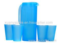 plastic injection jug mould