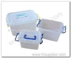 plastic medical box mould