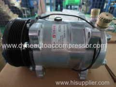 sanden 6629 4514 5h14 12v pv7 pv8 R134a compressor Universal compressors FL Cylinder Head 508