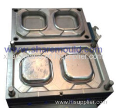 plastic injection mould for thin-wall