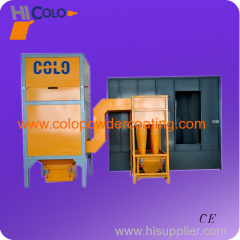 COLO POWDER COATING BOOTH