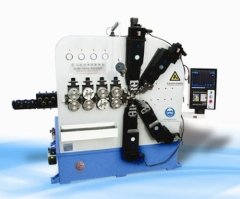 4mm-12mm CNC SPRING COILING MACHINE