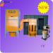 electrostatic powder coat paint booth