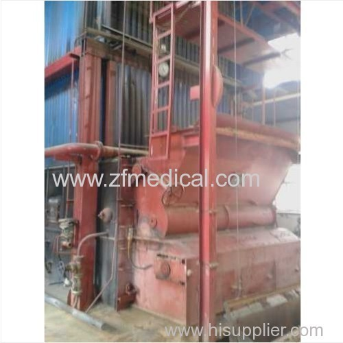 SZL series of 14 mw - 1.0 - / - 95/70 biomass hot water boilers