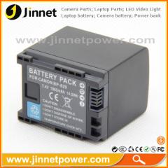 Battery pack for Canon BP-820 full decoded