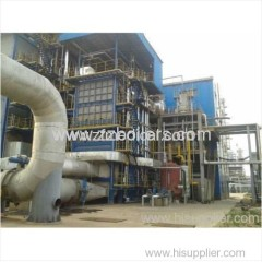 Industrial ZG Series 35 t/h Fuel and Gas Boilers