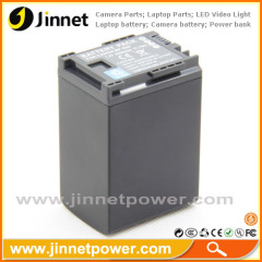 High capacity BP-828 replacement battery for Canon