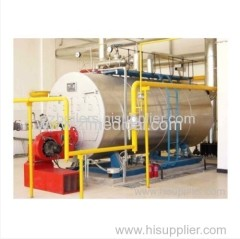 The fuel gas boilers