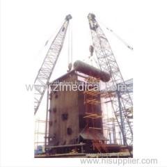 Vertical ZG series Corner Tube Biomass Boilers