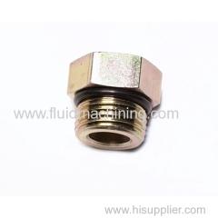 Hex Head O-Ring Boss (ORB) Plug