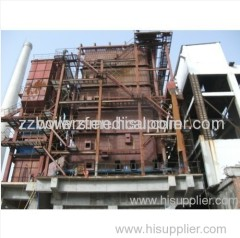 natural circulation ZG Series Corner Tube Biomass Boilers
