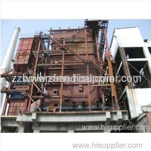 natural circulation ZG Series Corner Tube Biomass Boilers