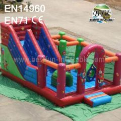 Big Kids Inflatabe Slide