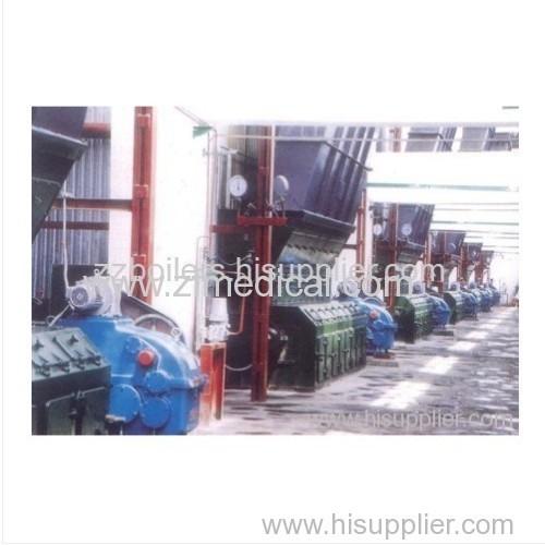 vertical SHL Series Chain Grate Field Assemble Boilers