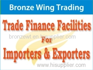 Trade Finance Facilities( LC,SBLC,BG,BCL & PG/PB etc ) are available