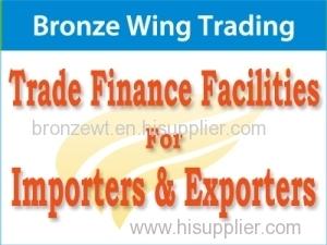 Trade Finance Facilities( LC,SBLC,BG,BCL & PG/PB etc ) are