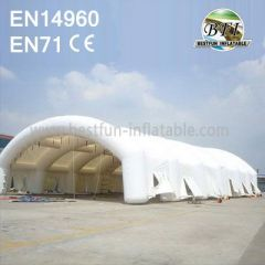 White Inflatable Arch Tent For Wedding & Party and Rental