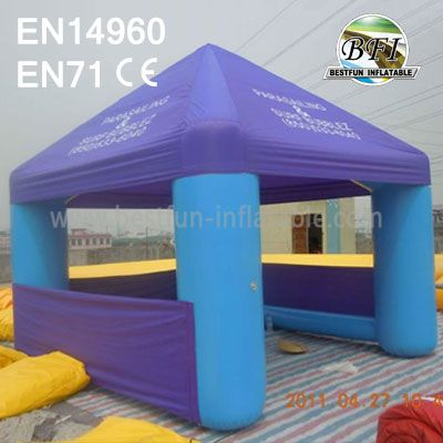Hot Sale Exhibition Inflatable Pop Up Booth Tent