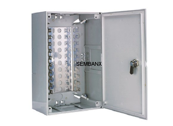 100pairs indoor distribution box