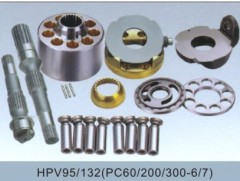 HPV95/132(PC60/200/300-6/7) HYDRAULIC SPARE PARTS